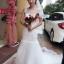 ชุดแต่งงาน แขนกุด ทรงหางปลา thumbnail 9