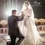 ชุดแต่งงาน ไหล่ปาด thumbnail 7