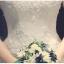 ชุดแต่งงาน แขนสั้น สำเนา thumbnail 10