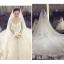 ชุดแต่งงาน แขนกุด thumbnail 4