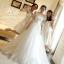 ชุดแต่งงาน แขนยาว ไหล่ปาด ชายตรง thumbnail 3