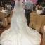 ชุดแต่งงาน แขนยาว หางยาว thumbnail 14