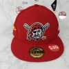 New Era MLB ทีม Pittburgh Pirates ไซส์ 7 3/8 58.7cm