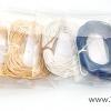 ชุดเชือกคอตตอน 6 สี ชุดประหยัด (2)