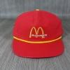 McDonald ทรงวินเทจ ฟรีไซส์ Snapback