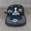47Brand XLVII Raven vs SF 49ers 🎈ทรง Dadcap ฟรีไซส์ สายเข็มขัด