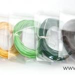 ชุดเชือกคอตตอน 6 สี ชุดประหยัด (4)