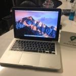 JMM-104 ขาย MacBook Pro 13 Early2011 ราคา11000บาท มีตำหนิ