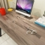 CASSA โต๊ะคอมพิวเตอร์ โต๊ะอเนกประสงค์ เรียบง่ายสไตล์มินิมอล ขนาด120X58ซม. thumbnail 5
