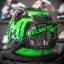 MT Revenge Falcon Gloss Black-Fluor Green thumbnail 3