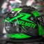 MT Revenge Falcon Gloss Black-Fluor Green thumbnail 9