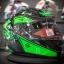 MT Revenge Falcon Gloss Black-Fluor Green thumbnail 2
