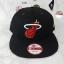 New Era NBA ทีม Miami Heats ตาข่าย ฟรีไซส์ Snapback thumbnail 1