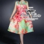 Dolce & Gabbana flowers and the owl dress thumbnail 1