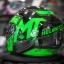 MT Revenge Falcon Gloss Black-Fluor Green thumbnail 7