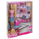 ตุ๊กตาบาร์บี Barbie Style Your Doll&Pets