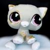 แมว สีเทา ขนาด 9 นิ้ว (Hasbro)