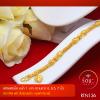 RTN136 สร้อยข้อมือ สร้อยข้อมือทอง สร้อยข้อมือทองคำ 1 บาท ยาว 6 6.5 7 นิ้ว