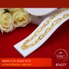 RTN277 สร้อยทอง สร้อยคอทองคำ สร้อยคอ 4 บาท ยาว 24 นิ้ว