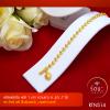 RTN514 สร้อยข้อมือ สร้อยข้อมือทอง สร้อยข้อมือทองคำ 1 บาท ยาว 6.5 7 นิ้ว
