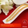 RTN636 สร้อยทอง สร้อยคอทองคำ สร้อยคอ 5 บาท ยาว 24 นิ้ว