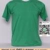 G.เสื้อเปล่า เสื้อยืดเปล่า สีเขียวไมโลเข้ม ไซค์ขนาด 36 นิ้ว