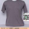 A.เสื้อเปล่า เสื้อยืดเปล่าคอกลม สีเทาทึบ ไซค์ 10 ขนาด 20 นิ้ว (เสื้อเด็ก)