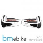 BM Balance Wheel X-15BT Hover board with Hoverkart