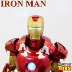 โมเดลไอรอล แมน iron man โมเดลเสมือนจริงขนาด 39 cm.