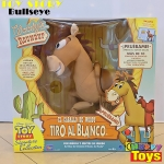 Bullseye ม้าของน่าอำเภอ woody จาก toy story พูดได้ สั่นได้ เพียงกดปุ่ม