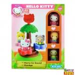 Hello Kitty Vellutata Merry Go Round คิตตี้ลิขสิทธิ์แท้