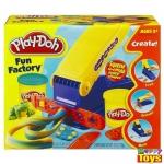 Play-Doh Fun Factory แป้งเพลย์โด ชุดตัวปั๊มลิขสิทธิ์แท้จาก Hasbro