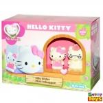 Hero kitty Vellutata silly slider Mini toboggan คิตตี้