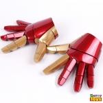 มือไอรอลแมน iron man hand ถุงมือไอรอลแมนเสมือนจริงมีไฟมีเสียง