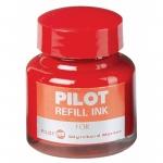 หมึกเติมปากกาไวท์บอร์ด PILOT สีแดง