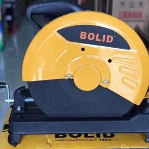 """ไฟเบอร์ตัดเหล็ก. BOLID 14"""" ทุ่น+คลอย์ทองแดงแท้ 💯 แถมฟรีใบตัดเหล็ก14นิ้ว 1แผ่น"""