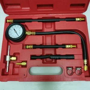 ชุดวัดแรงดันน้ำมันเชื้อเพลิง OKURA รุ่นขันเกลียว ชุดเล็ก E-OK-ET006