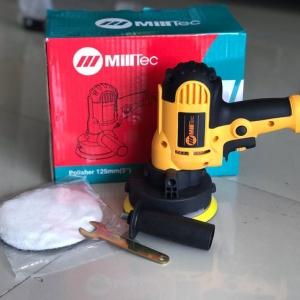 ขัดสี MillTec DW6150 ฟรี! ผ้าขนแกะ ขัดเงา