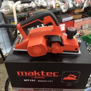 """กบไฟฟ้า MAKTEC รุ่น MT191 ขนาด 3-1/4"""" ของแท้ 100%"""