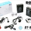 BOYA Wireless BY-WM5 2.4GHZ Mic for DSLR thumbnail 1