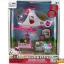 HELLO KITTY EMERGENCY HELICOPTER TOY PLAYSET คิตตี้ชุดนักกู้ภัย thumbnail 1