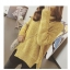 High quality knitted sweater women (สีเหลือง) thumbnail 1