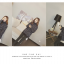 High quality knitted sweater women (สีเทาเข้ม) thumbnail 2