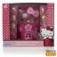 kitty squishy cupcake dispenser คิตตี้ชุดบ้านขนมเค้ก thumbnail 1