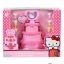 Hello Kitty Squishy Deluxe Cake n Stand Le gateau suprise คิตตี้ ขนมเค้ก thumbnail 1