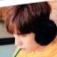 Furry Earmuffs ที่ปิดหูกันหนาว (สีดำ) thumbnail 9