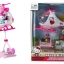 HELLO KITTY EMERGENCY HELICOPTER TOY PLAYSET คิตตี้ชุดนักกู้ภัย thumbnail 2