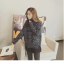High quality knitted sweater women (สีเทาเข้ม) thumbnail 1