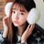 Furry Earmuffs ที่ปิดหูกันหนาว (สีขาว) thumbnail 2