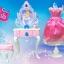disney princess cinderella's enchanted vanity set โต๊ะเครื่องแป้งซินเดอเรลล่า ชุดแต่งตัวซินเดอเรลล่า thumbnail 2